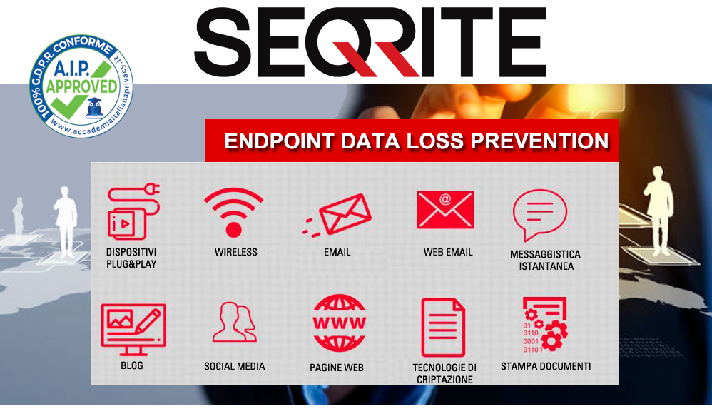 seqritreslide data loss prevention