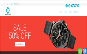 ecommerce-time-shop